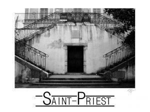 Lieu chateau de saint priest